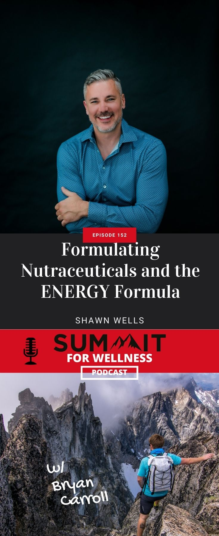 Shawn Wells teaches us about supplements
