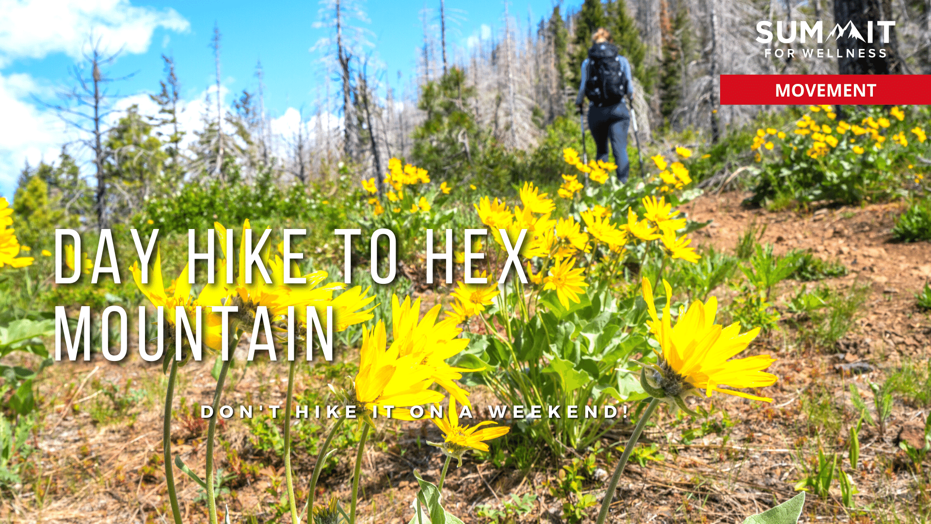 Hike to Hex Mountain to see views of the Enchantments and Teanaways