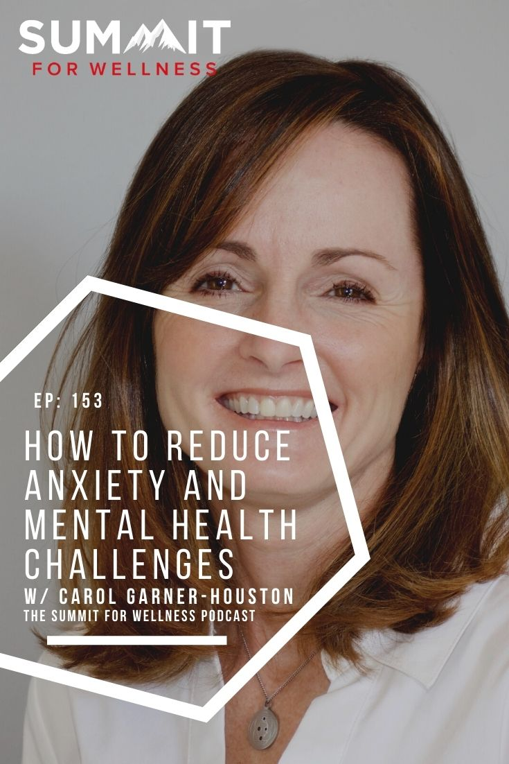 Learn ways to reduce anxiety and depression