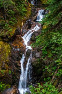 Waterfall along Deer Creek
