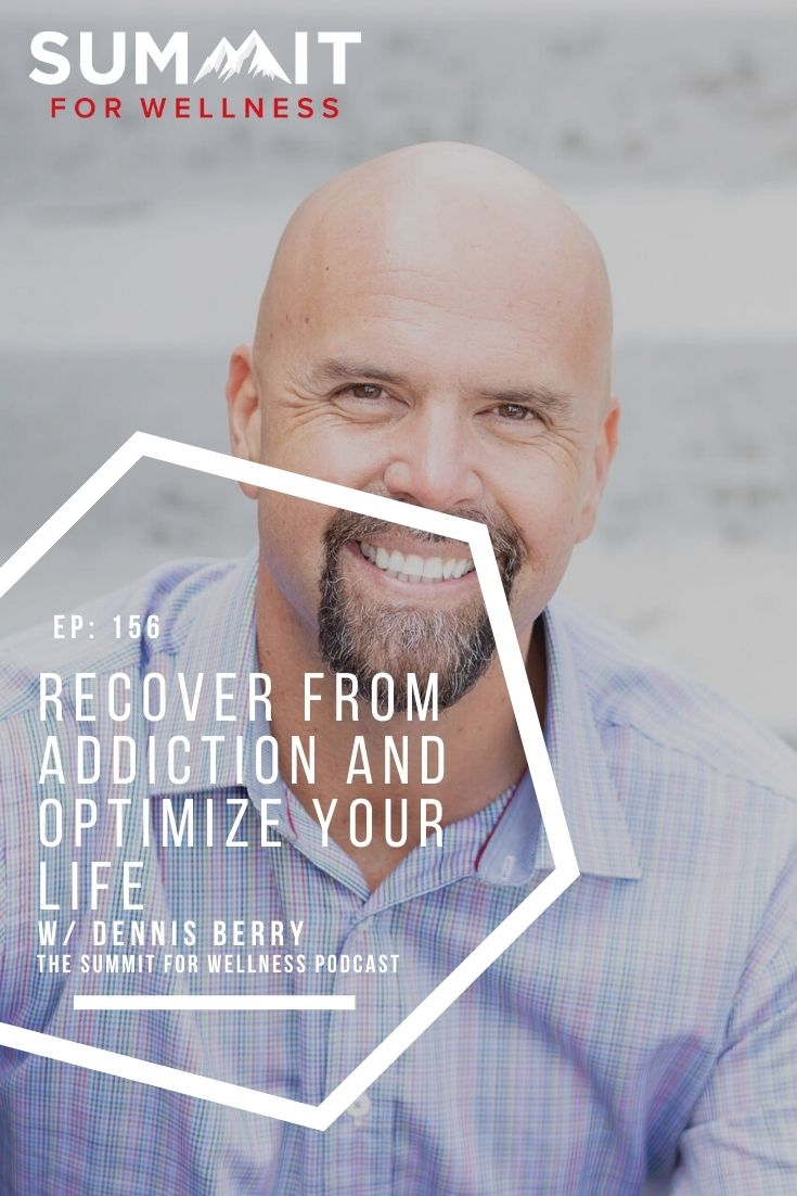 Dennis Berry teaches recovery tactics for addiction