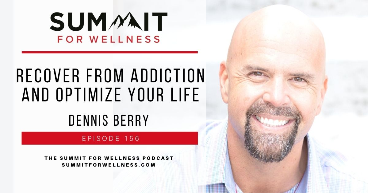 Dennis Berry teaches us ways to recover from addiction successfully.