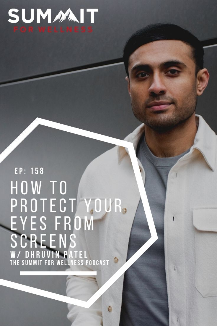 Learn from Dhruvin Patel how to keep your eyes healthy after too much screentime.