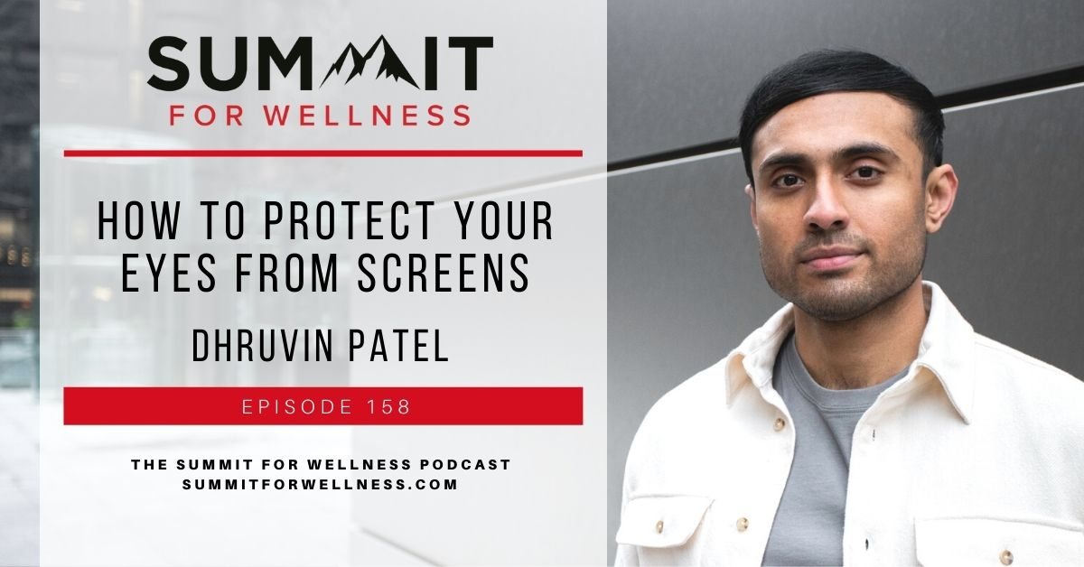 Optometrist Dhruvin Patel teaches us how to keep our eyes healthy after staring at screens all day long.