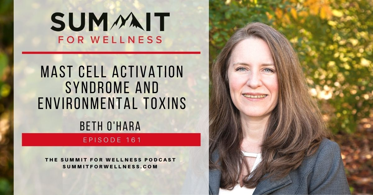 Beth O'Hara teaches us about Mast Cell Activation Syndrome and how environmental toxins can aggravate it.
